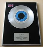 BLONDIE - DREAMING PLATINUM Single Presentation DISC